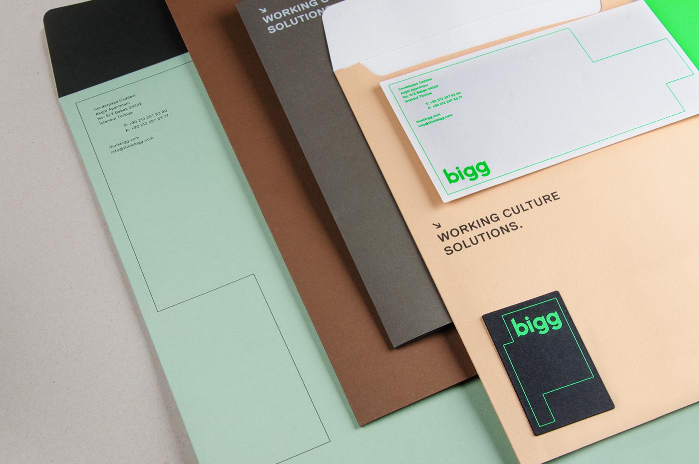Bigg Architecture — Brand Identity