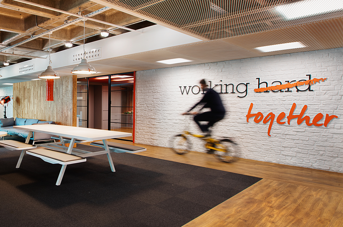 ING Bank — Office Space