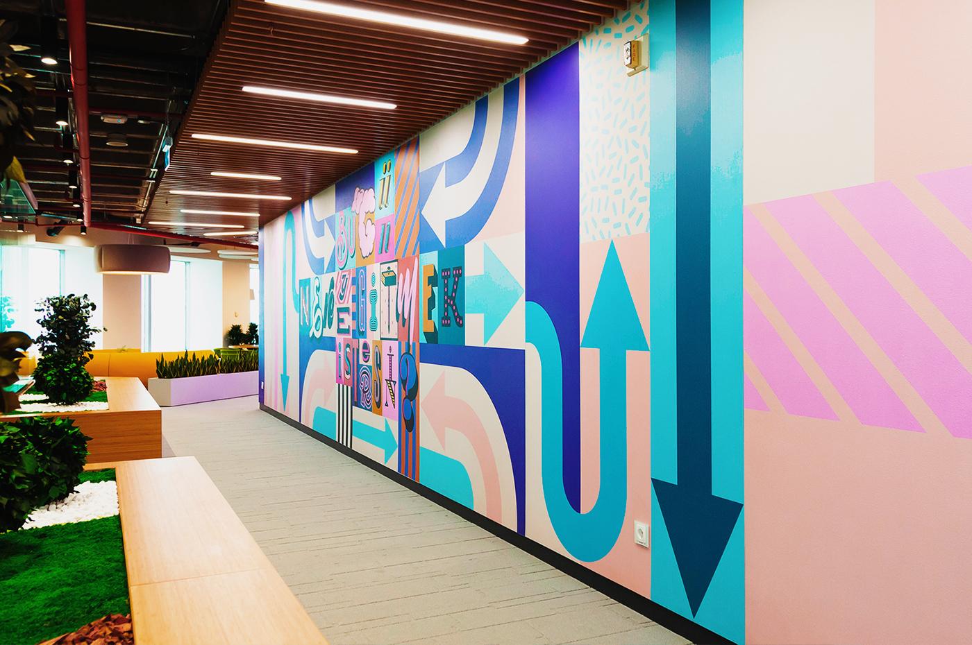 İş Bankası — Office Space